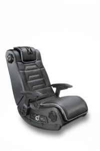 Ace Bayou X-Rocker Pro Series H3 Video Game Chair with Wireless and Rails