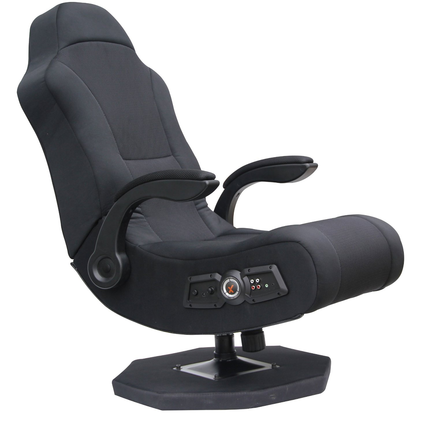 X Rocker 5142101 Commander 2 1 Audio Gaming Chair